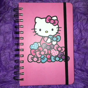 Hello Kitty Journal/Diary